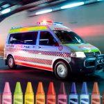Ambulance Coloring