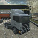 American 18 Wheeler Truck Sim