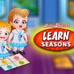 Baby Hazel Learn Season