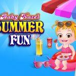 Baby Hazel Summer Fun