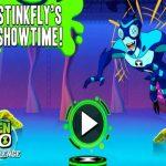 BEN 10 stinkfly showtime