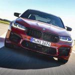 BMW M5 Competition Puzzle