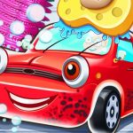 Car Wash Salon Workshop