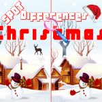 Christmas 2020 Spot Differences