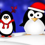 Christmas Penguin Puzzle