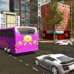 City Bus Offroad Driving Sim