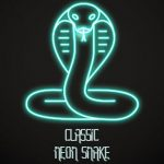 Classic Neon Snake