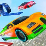 Crazy Ramp Car Stunt: Impossible Tracks Car Games