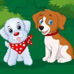 Cute Puppies Jigsaw
