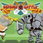 Defense Battle – Defender Game