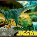 Dinosaurs Life Jigsaw