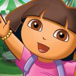 Dora the Explorer Jigsaw Puzzle Collection