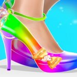Fashion Shoe Maker Design Stylist