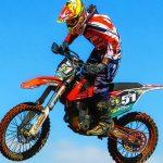 Flying Dirt Bike Stunts Puzzle