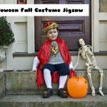 Halloween Fall Costume Jigsaw