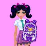 Jasmine and Elsa – School Bag Design Contest