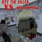 Jeff The Killer VS Slendrina