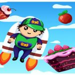 Jetpack Kid – One Touch Game