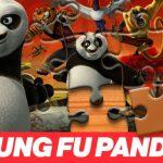 Kung Fu Panda Jigsaw Puzzle
