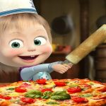Masha and the Bear Pizzeria ! Pizza Maker Game onl