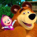 Memory With Masha and Bear
