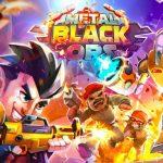 Metal Black Slug
