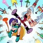 Migmighty Magiswords The Quest Of Tower