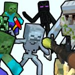 Minecraft Shooter – Save Your World