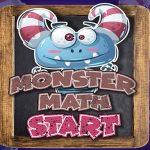 Monster Math Multiply 1-10