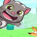 New Game Tom Kangaroo Jumping Runing