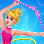 New Gymnastics Games for Girls Dress Up