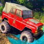 Offroad Jeep Hill Climb