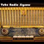Old Tube Radio Jigsaw