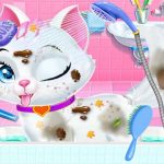 Pet Vet Care Wash Feed Animals – Animal Doctor Fun