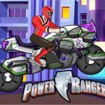 Power Rangers Racerpunk