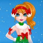Princess Battle For Christmas Fashion