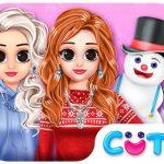 Princess Winter Style
