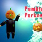 pumpkin parkour