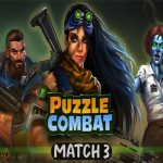 Puzzle Combat match 3