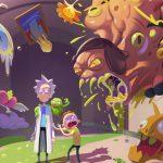 Rick and Morty Slide