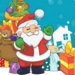 Santa Claus New Year's Eve