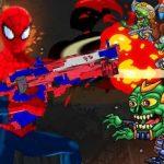Spiderman Commander – Shooting Game