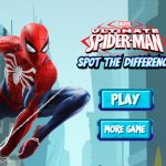 Spiderman Spot The Differences – Puzzle Game