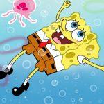 Spongebob Falling Adventure