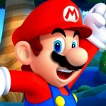 Super Mario Endless Run