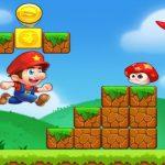 Super Mario jungle run