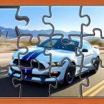 Supercars Jigsaw