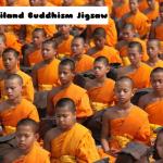 Thailand Buddhism Jigsaw