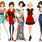 Top Model Girls Puzzle