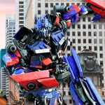 Transformers Jigsaw Puzzle Collection